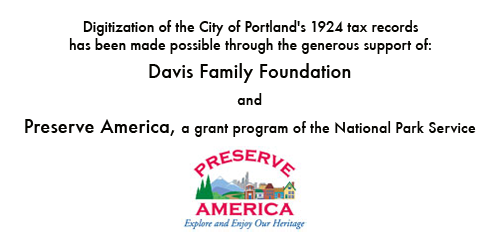 Thanks to the Davis Family Foundation and Preserve America