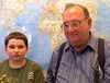 Dalton and Lucas Interview Lee Granville