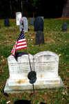 Weston gravestone