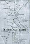 Cumberland Center, 1857