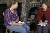 Jeannette King Interview on the Lincoln Historical Society