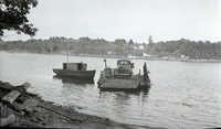 Westport ferry, 1941
