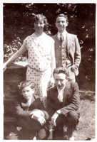 Sam Citrin and family, 1931