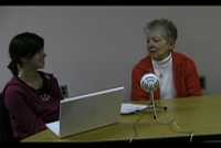 Nancy Michaud Interview on Main Street