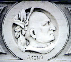 Penobscot Chief Joseph Orono