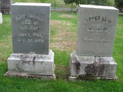 Mt. Hope Cemetery, Bangor