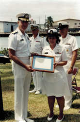 How 20 years in the Navy turned me into an active volunteer