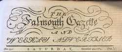 The Falmouth Gazette and Weekly Advertiser
