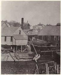 John McBride Shipyard, Lubec