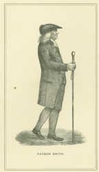 Reverend Thomas Smith of First Parish Portland
