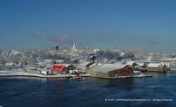 Winter in Lubec