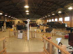 Carriage Museum Exhibition Hall