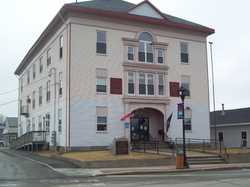 Masonic Hall, Town Offices