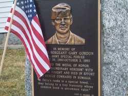 Gary Gordon Memorial