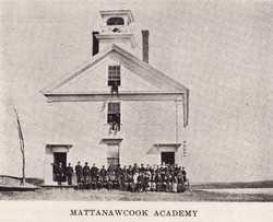 The first Mattanawcook Academy