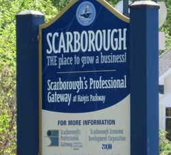 Scarborough Professional Gateway located on Haigis Parkway