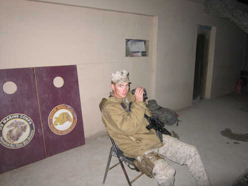 My service in Afghanistan with the Marines and my life today