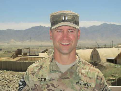 Service in Bosnia, Iraq and Afghanistan  by MAJ Adam R. Cote
