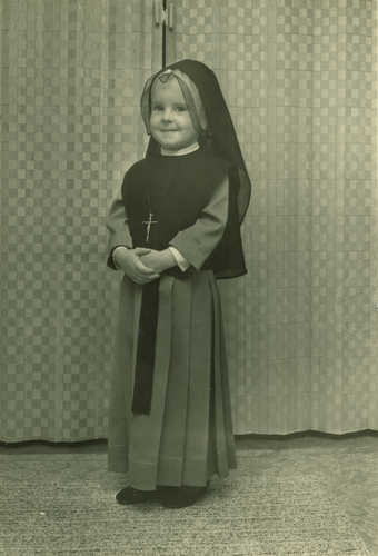 "Story of the ""little nun"""