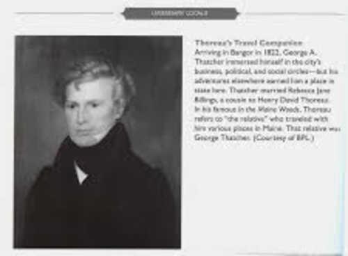 Bangor Abolitionist George Thatcher
