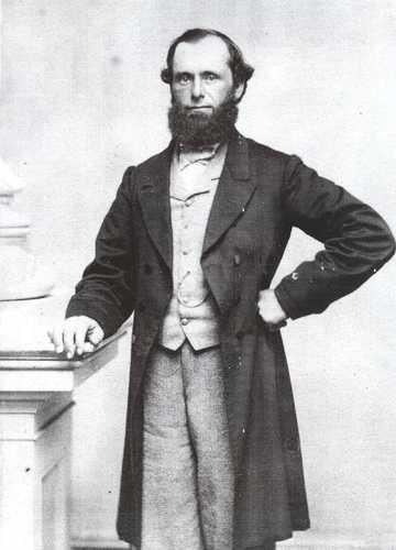 Unitarian Bangor Minister and Abolitionist Amory Battles