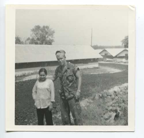 Hooch Mum and my Vietnam service
