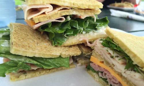 Ployes Sandwich