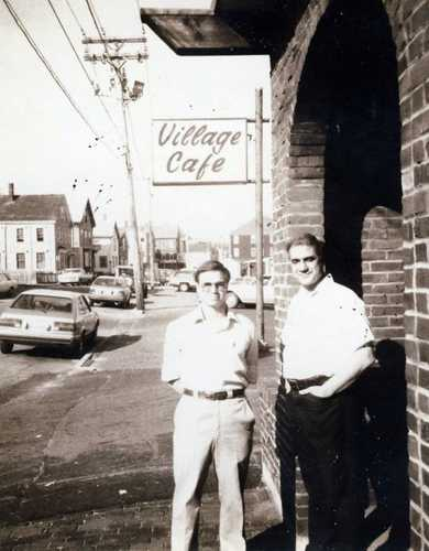 The Village Cafe - A Place We Called Home